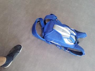 Sell: Ensemble sac, declencheur et secour